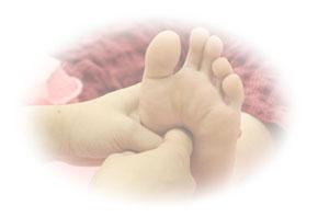 台湾式リフレクソロジーで足裏から身体の疲れを流します