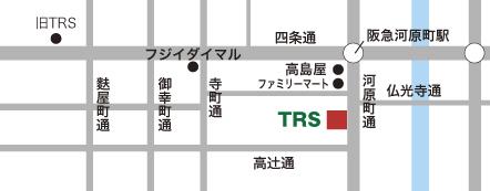 新TRS地図